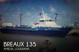 1991 Breaux 135 Crew Passenger Boat
