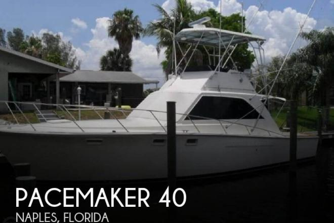 1974 Pacemaker 40 - For Sale at Naples, FL 34101 - ID 111342