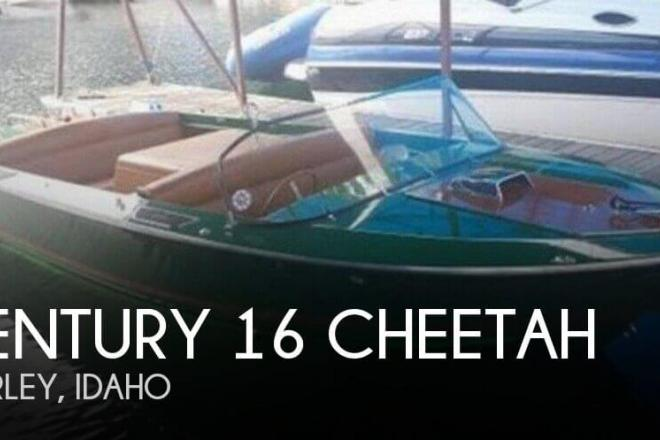 1969 Century 16 Cheetah - For Sale at Worley, ID 83876 - ID 129216