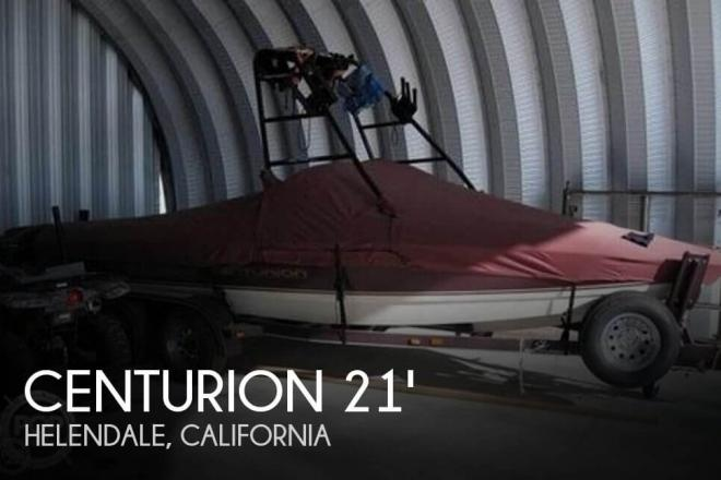 2000 Centurion Eclipse 21 Direct Drive - For Sale at Helendale, CA 92342 - ID 126908