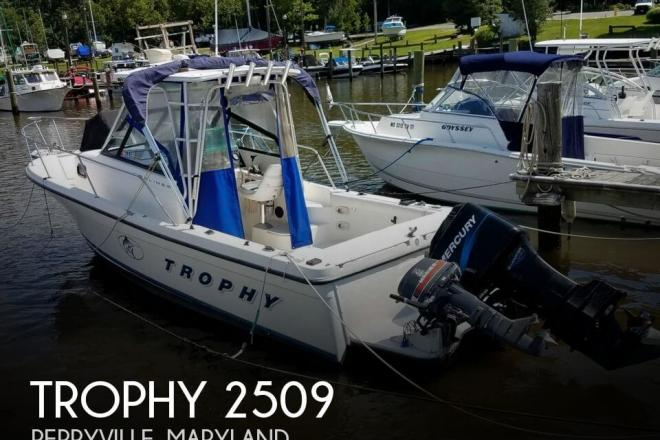 1999 Trophy 2509 - For Sale at Perryville, MD 21903 - ID 94464