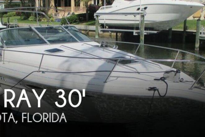 1993 Sea Ray 300 Weekender - For Sale at Sarasota, FL 34230 - ID 123591