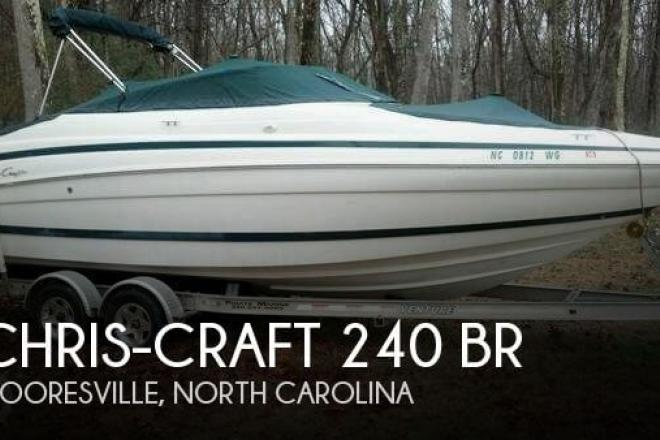 1999 Chris Craft 240 BR - For Sale at Mooresville, NC 28115 - ID 129316