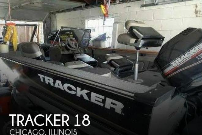 2000 Tracker Targa 18 - For Sale at Chicago, IL 60687 - ID 129458
