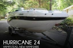 2017 Hurricane 24