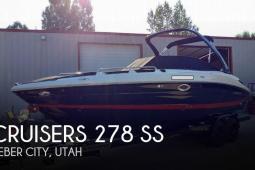 2014 Cruisers 278 SS