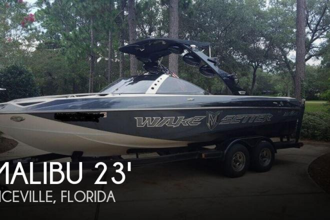2008 Malibu 23 LSV Wakesetter - For Sale at Niceville, FL 32578 - ID 129199
