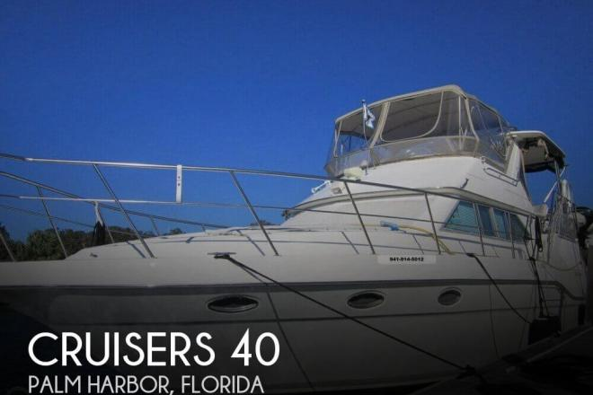 1996 Cruisers 3950 Esprit Aft Cabin - For Sale at Palm Harbor, FL 34682 - ID 129633