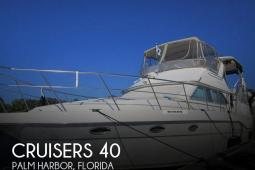1996 Cruisers 3950 Esprit Aft Cabin