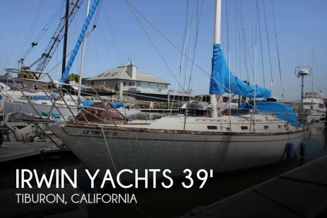 1980 Irwin 39 Citation - For Sale at Tiburon, CA 94920 - ID 97171
