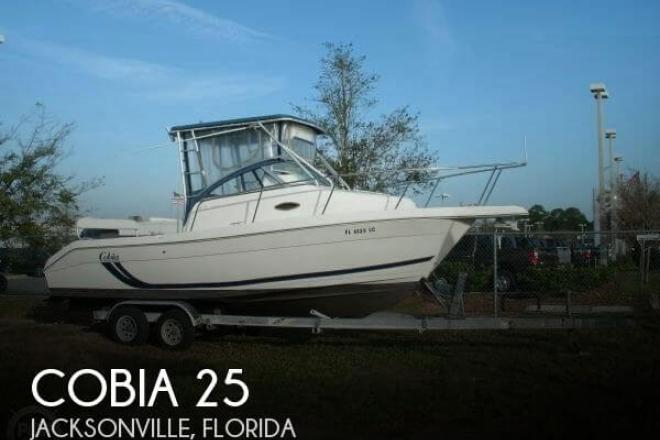 1999 Cobia 250 WAC - For Sale at Jacksonville, FL 32201 - ID 129761