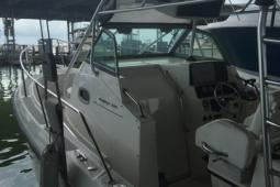 2002 Boston Whaler 290 Outrage