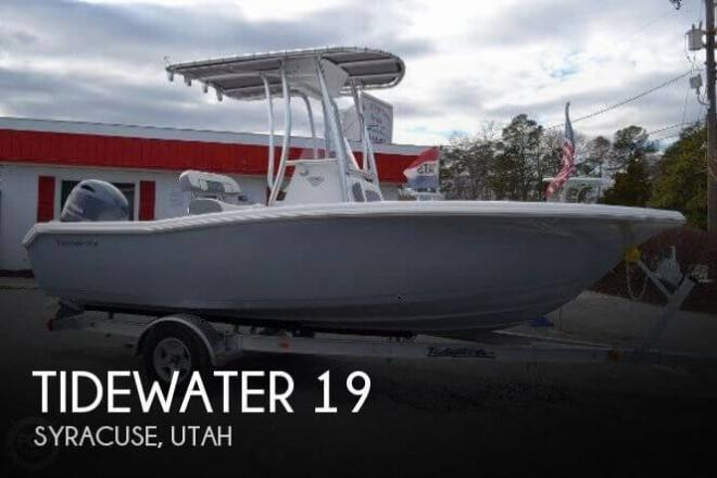 2017 Tidewater 198 CC - For Sale at Syracuse, UT 84075 - ID 129862