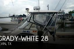 2005 Grady White 282 Sailfish