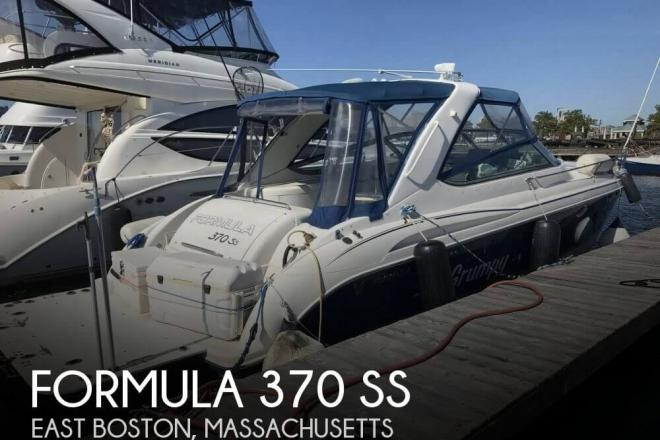 2002 Formula 370 SS - For Sale at East Boston, MA 2228 - ID 127897