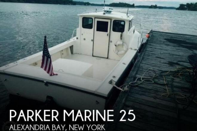 1992 Parker 25 Sport Cabin - For Sale at Alexandria Bay, NY 13607 - ID 129934
