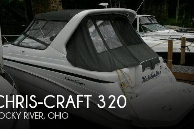 1999 Chris Craft 320 - For Sale at Rocky River, OH 44116 - ID 129985