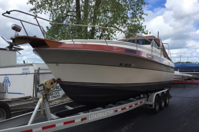 1988 Cruisers V66 - For Sale at Pewaukee, WI 53072 - ID 129498