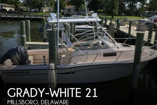 2009 Grady White Adventure 208 - For Sale at Millsboro, DE 19966 - ID 130114