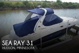 2005 Sea Ray 280 DA