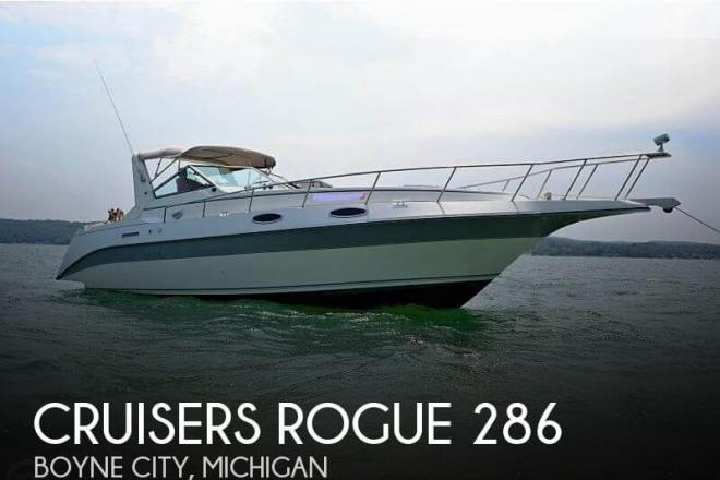 1987 Cruisers Rogue 286 - For Sale at Boyne City, MI 49712 - ID 129391