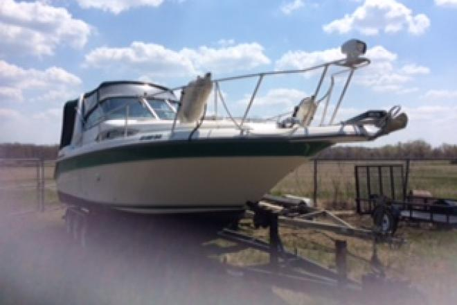 1990 Sea Ray 270 Sundancer - For Sale at Marblehead, OH 43440 - ID 130147
