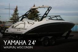 2015 Yamaha 242 Limited S