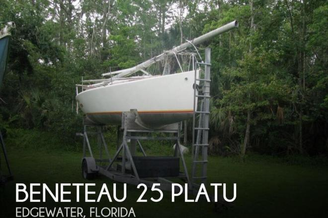 1997 Beneteau 25 Platu - For Sale at New Smyrna Beach, FL 32168 - ID 127173