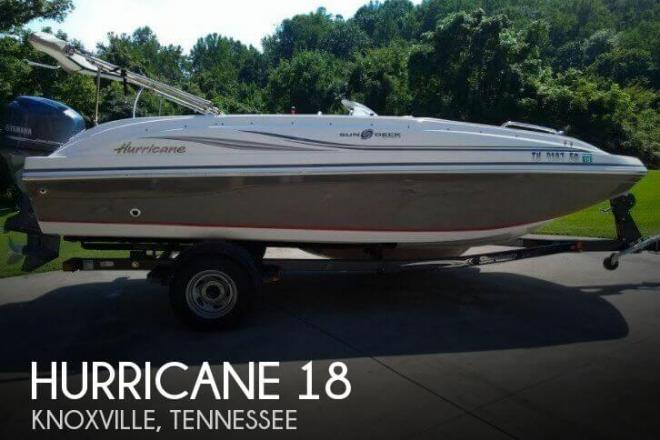 2014 Hurricane 187 SD - For Sale at Knoxville, TN 37901 - ID 130221