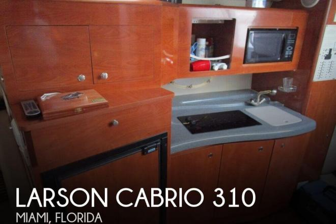 2006 Larson Cabrio 310 - For Sale at Miami, FL 33177 - ID 130005
