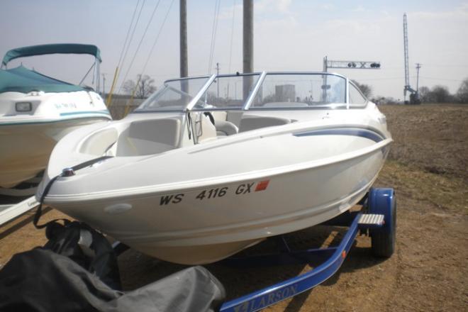 2005 Larson 186SENZA - For Sale at Fenton, MI 48430 - ID 130405