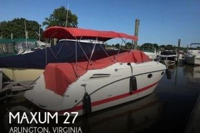 2006 Maxum 2600 SE - For Sale at Lorton, VA 22079 - ID 130451