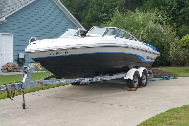 2009 Bryant 210 - For Sale at Ocean Isle Beach, NC 28467 - ID 130095