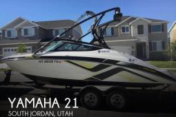 2015 Yamaha 212X