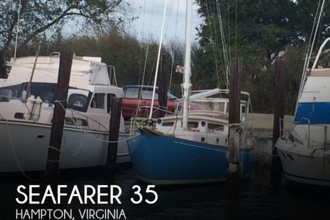1966 Seafarer Bahama 35 MS - For Sale at Hampton, VA 23630 - ID 130516