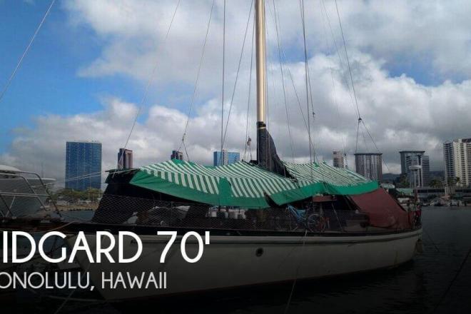 1980 Other 70 Custom Sloop - For Sale at Honolulu, HI 96828 - ID 63470