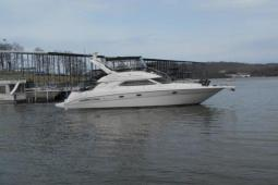 2002 Sea Ray 450 Express Bridge
