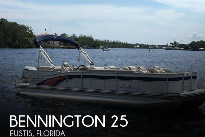 2016 Bennington 2574 RFS - For Sale at Eustis, FL 32726 - ID 130575
