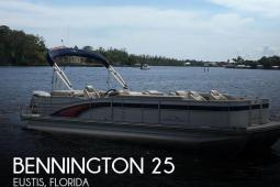 2016 Bennington 2574 RFS