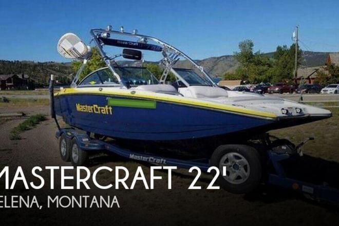 2006 Mastercraft 22 X-Star - For Sale at Helena, MT 59601 - ID 129991