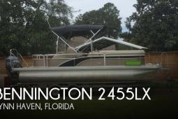 2014 Bennington 24 SSLX TRI-TOON
