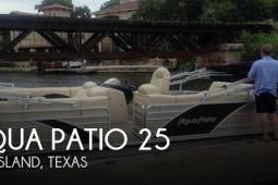 2015 Aqua Patio 240 EL