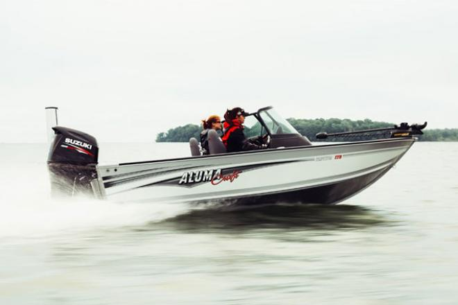 2018 Alumacraft 175 Sport - For Sale at Grand Haven, MI 49417 - ID 128295