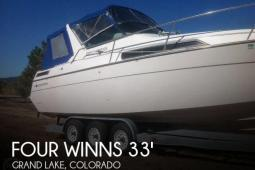 1993 Four Winns 285 Express