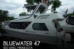 1990 Bluewater 42
