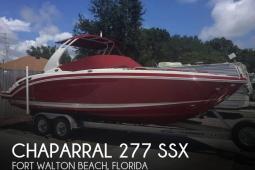 2016 Chaparral 277 SSX