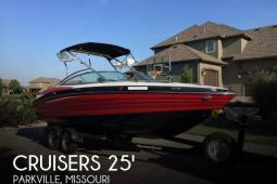 2013 Cruisers Azure 258 SS