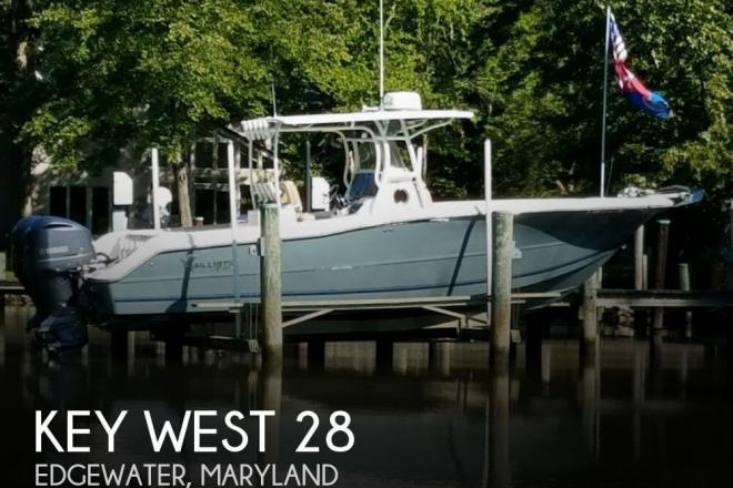 2016 Key West Billistic 281CC - For Sale at Edgewater, MD 21037 - ID 130957
