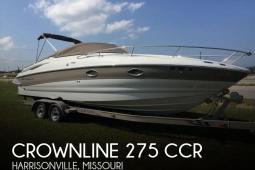 2008 Crownline 275 CCR