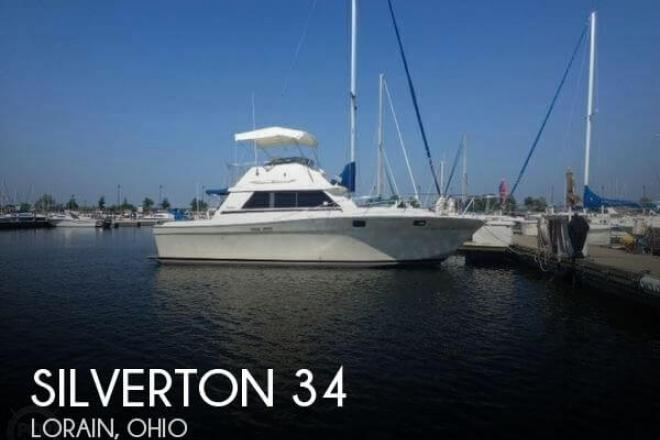 1980 Silverton 34 Convertible - For Sale at Vermilion, OH 44089 - ID 131150